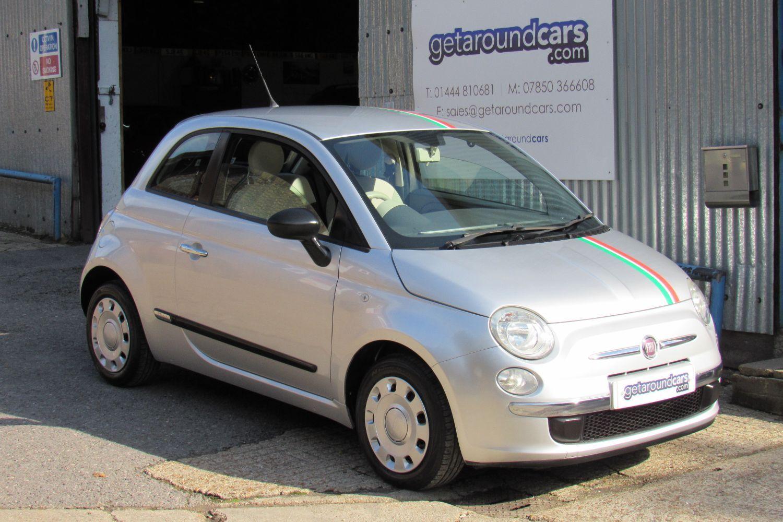 2010 Fiat 500 1.2 POP (s/s) (60 reg)